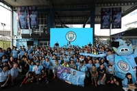Fans in the Skykick Arena were getting ready for CityLive!