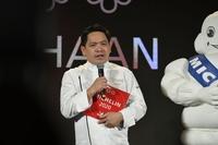 Chef Chumpol Jangprai of R-Haan