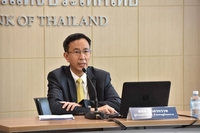 Don Nakornthab, a senior director at the Bank of Thailand (BOT), expressed optimism about economic outlook.