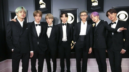 Idol Group BTS (Big Hit Entertainment) Photo Credit: The Korean Herald