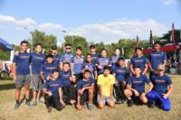 Thai national para-athletes led by Sutat Yamee, Jiraphon Wongsuwan, Hiran Thumtanjit and Kanyarat Kesthonglang together with coach Chirstian Stauffer join the Bangkok Bank CycleFest 2019 at Siam Country Club, Pattaya.