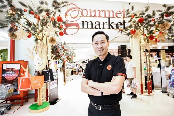 Chairat Petchdakul, Vice President of Merchandising Supermarket