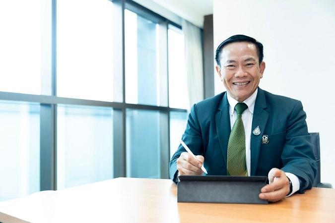 Somkiat Kimawaha, Executive Vice President of BAAC