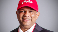 AirAsia Group chief executive officer Tan Sri Tony Fernandes announced the launch of RedRecords, a music label aimed at showcasing Asean music.