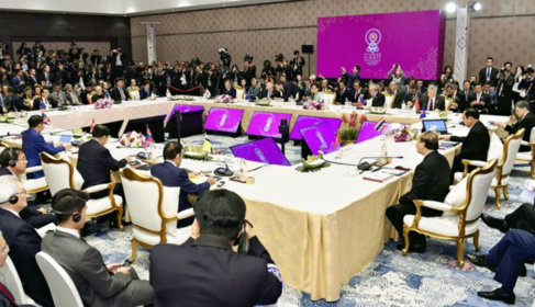 Pool photo / The Yomiuri Shimbun