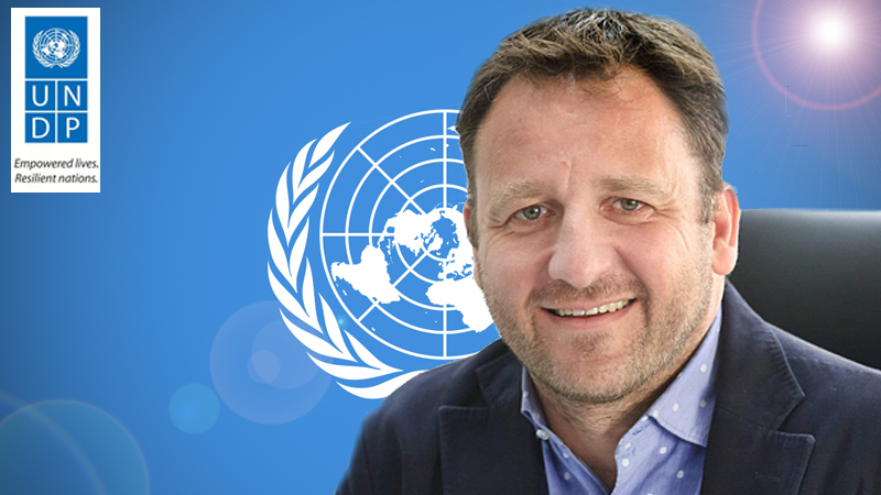 Renaud Meyer, UNDP Resident Representative