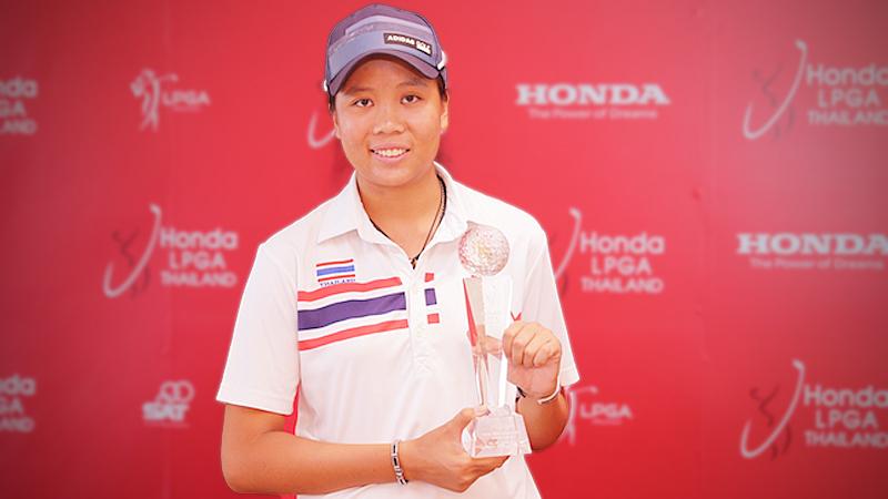 Benyapha Niphatsophon won the National Qualifiers in January.