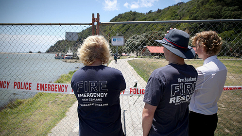 Several Dead Following Volcanic Eruption In Bay Of Plenty
