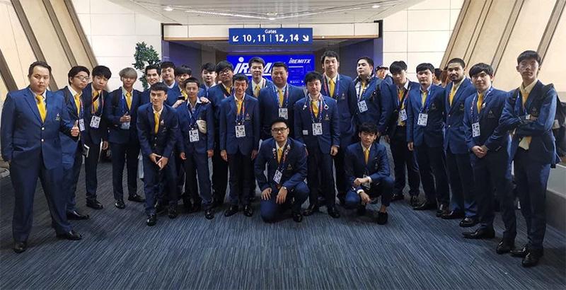 Photo Credit: Thailand E-Sports Federation