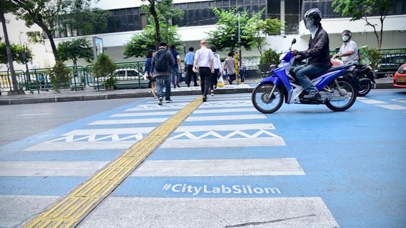 Bangkok kicks off 'City Lab Silom' campaign