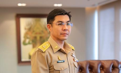 Bank president Chatchai Sirilai
