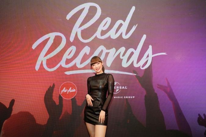 Thai pop-artist and influencer Jannine Weigel
