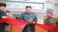 File Photo:  North Korea leader Kim Jong Un