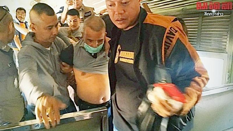 Suspect in Khon Kaen murder arrested
