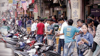 Migrant workers in Malaysia shopping in Kuala Lumpur. The Star filepic
