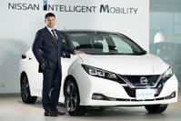 Ramesh Narasimhan, president of Nissan in Thailand