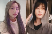 Taiwan-born singer Tzuyu of K-pop girl group Twice and South Korean boyband BTS singer Jungkook took the top places as the world's Most Beautiful Face.PHOTOS: TWICETAGRAM/INSTAGRAM, BTS.JUNGKOOK/INSTAGRAM