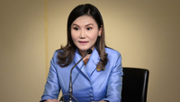 Government spokeswoman Narumon Pinyosinwat