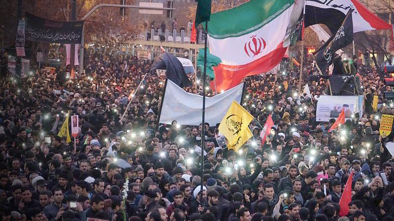 Photographer: Mehdi Jahanghiri/AFP via Getty Images