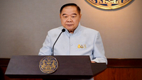 Prawit Wongsuwan, Deputy Prime Minister