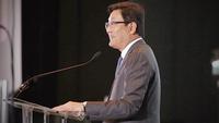 Pakorn Peetathawatchai, president of the Stock Exchange of Thailand