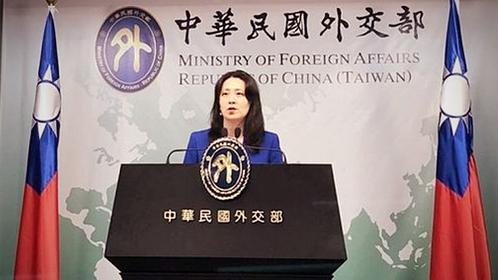 MOFA spokeswoman Joanne Ou (CNA file photo)