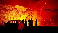 File Photo: Australia's bushfire /Getty Images