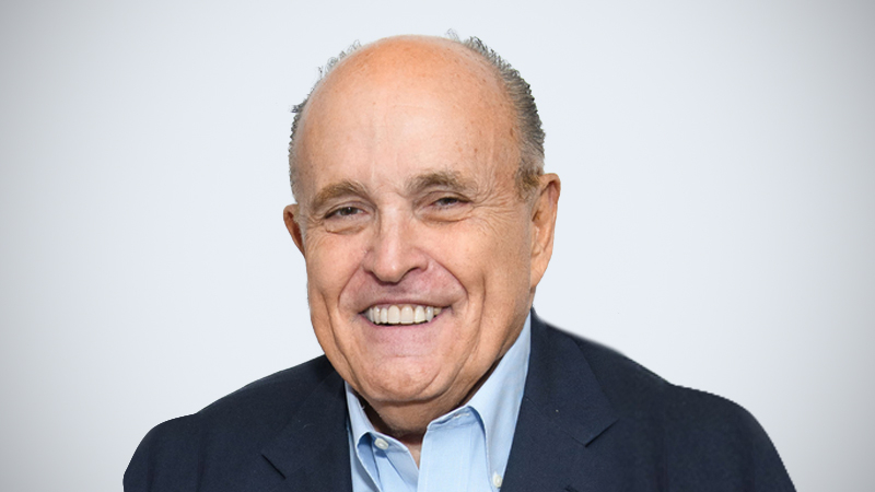 File Photo of Rudy Giuliani, President Donald Trump's personal lawyer.