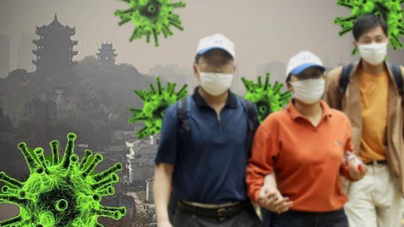 Wuhan virus: 3rd death reported in China as cases soar past 200; new cases confirmed in Beijing, Shenzhen