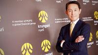 Krungsri President and Chief Executive Officer Seiichiro Akita