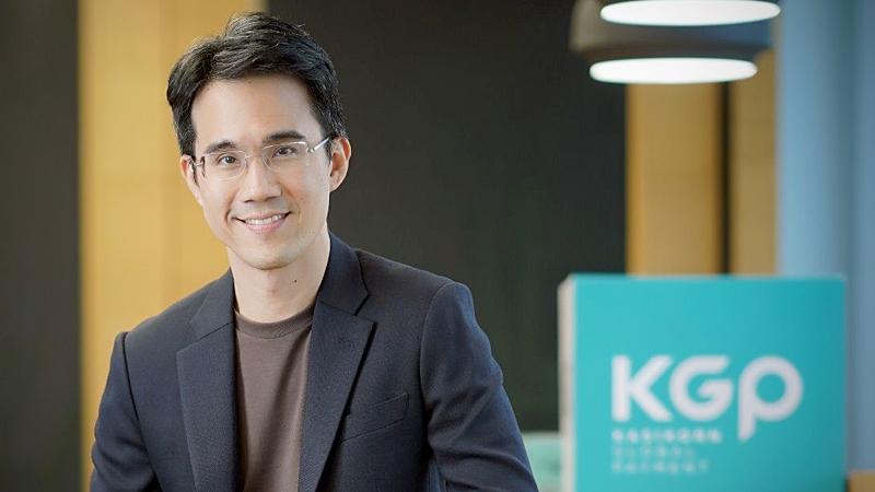 KGP managing director Takerng Osirichaivet