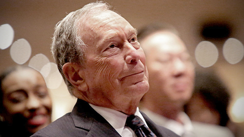 File Photo: Mike Bloomberg /Getty Images