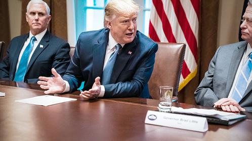 File Photo:  President Trump