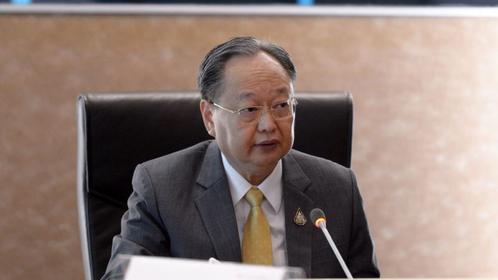 Sonthirat Sonthijirawong, Minister of Energy