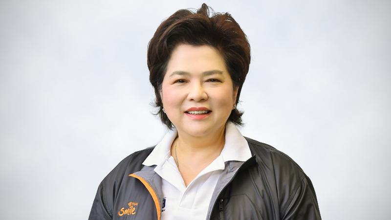 Charita Leelayudth, CEO of THAI Smile Airways