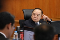 Deputy PM Prawit Wongsuwan
