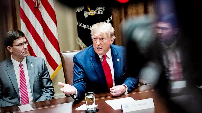 File Photo : President Trump