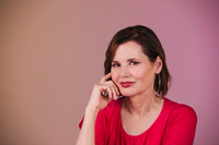 Geena Davis will be recognized Sunday at the Oscars after receiving the Jean Hersholt Humanitarian Award for her work in promoting gender parity on screen. MUST CREDIT: Photo for The Washington Post by Brinson+Banks