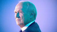 L'Oreal CEO Jean-Paul Agon in Paris on Jan. 14, 2020. MUST CREDIT: Bloomberg photo by Christophe Morin.