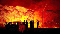 File Photo: bushfires in Australia/ Getty Images
