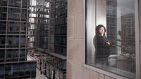 Kalpana Kotagal at her D.C. law firm in 2018. MUST CREDIT: Washington Post photo by Matt McClain.