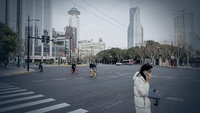 File Photo of Shanghai  by Syndication Washington Post, Bloomberg