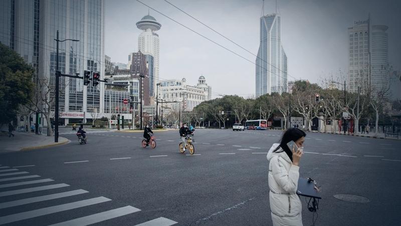File Photo of Shanghai  by Syndication Washington Post, Bloomberg