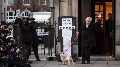 File Photo of Boris Johnson/ Getty Images