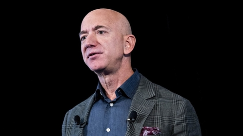 Jeff Bezos / File Photo by Syndication Washington Post