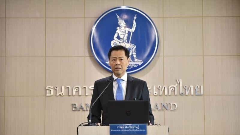 Tharith Panpiemras, senior director at the Bank of Thailand.