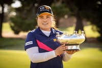 Inbee Park (Photo credit to LPGA)