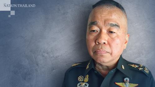 Deputy commander-in-chief General Nattaphon Narkphanit