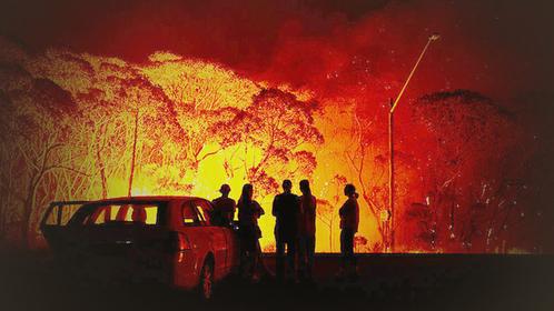 File Photo of Bushfire in Australia / Getty Images
