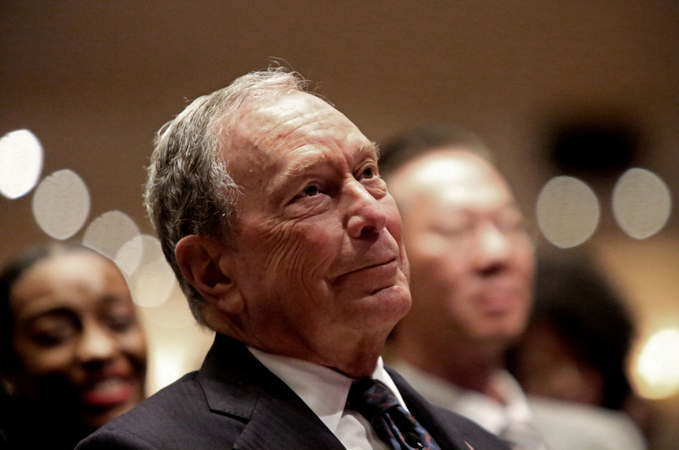 Mike Bloomberg / Getty Images